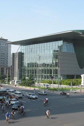 中国群团——参观首都博物馆