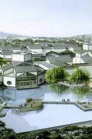 中国群团——参观苏州博物馆