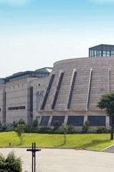 中国群团——参观中国客家博物馆