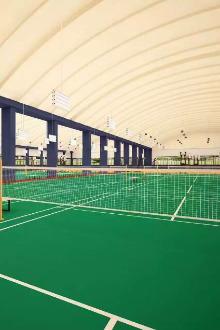 9月9日周三19-22点联洋曼云体育馆羽毛球活动