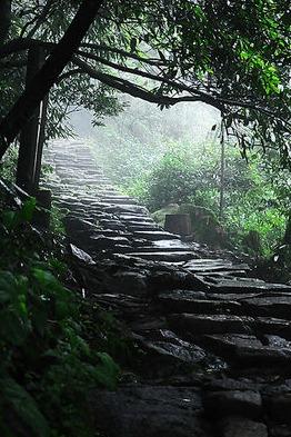 建阳九仙山徒步活动———快乐出行
