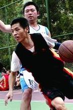 7月18日:你喜欢篮球运动吗?加入我们吧。
