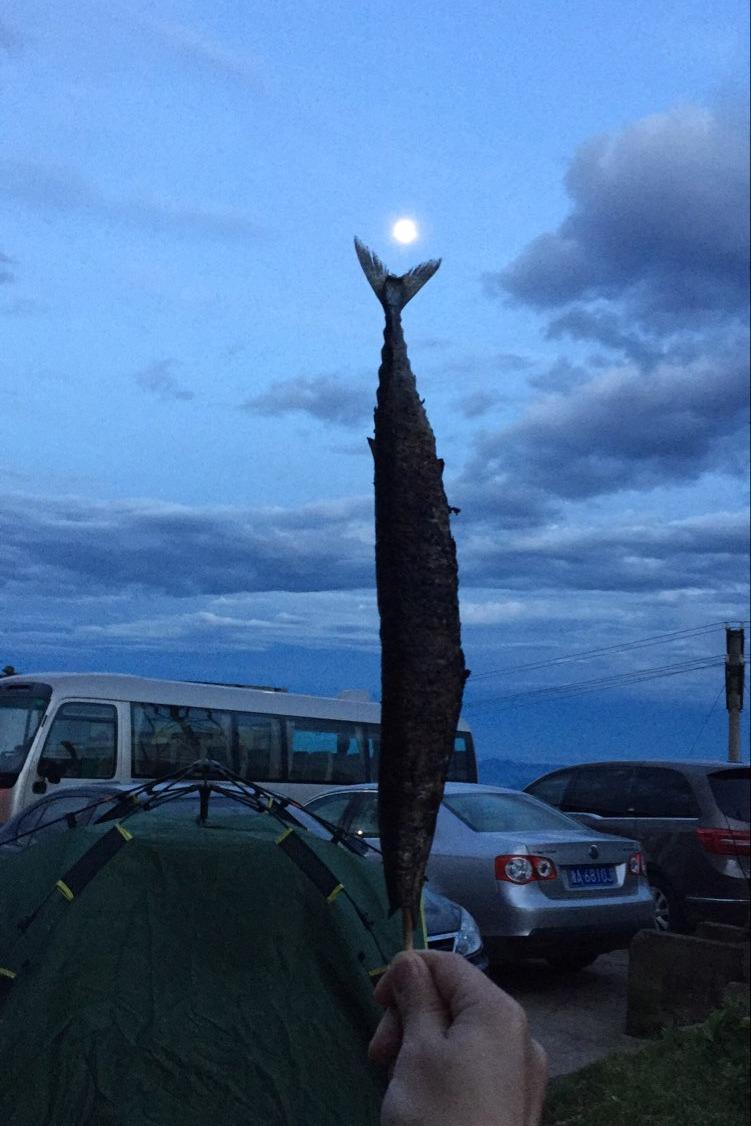 8.27椒江海边烧烤、露营、晚会、看日出