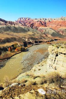 4月12号西游户外带你去侏罗系山脉~硫磺沟