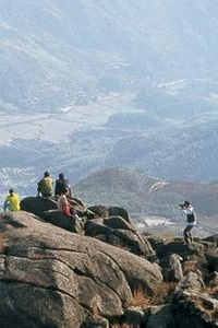 3月29日爬黎山活动