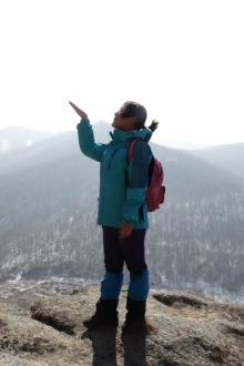 3月20日鹰嘴穿越松峰山小东沟