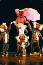 俄罗斯梦幻音乐舞蹈剧《动物星际狂欢》