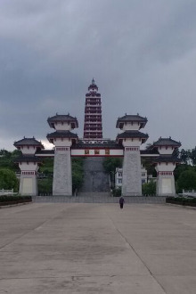自行车之旅-江口江滨公园