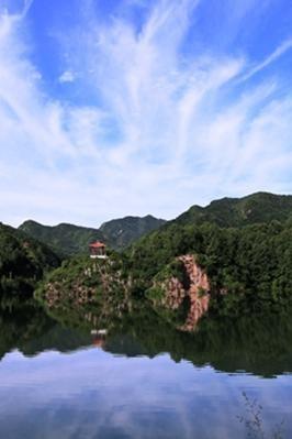 野蘑菇 7.3周日 京郊小九寨 玉渡山 一日游