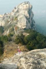 3月9日 周三 大顶山 徒步登山