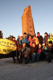 西山包山寺—缥缈峰往返穿越