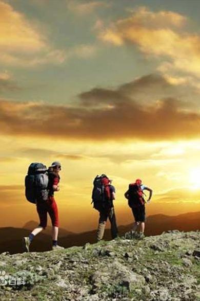 户外登山运动探险运动