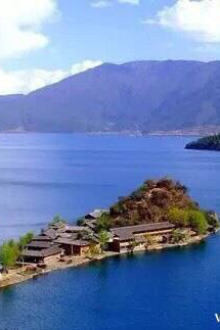 遂宁-泸沽湖