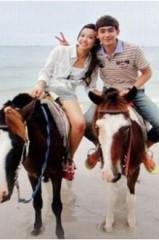 霞涌海边野炊、撕名牌、骑马、 穿越虎洲岛一日游