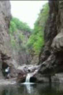 9月26日灵宝峡休闲度假一日游
