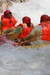 6月28日(礼拜天)自驾游太行大峡谷漂流