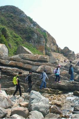 4月19日沙井出发惠东狮子岛海岸线穿越,醉美原生态沙滩