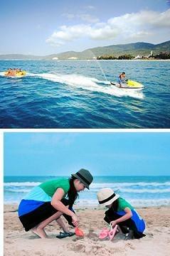 8月20日七夕带上你的TA开启浪漫之旅-西冲出海赏碧海蓝天