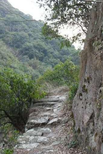汉代古道-温泉山庄徒步穿越活动报名启动中