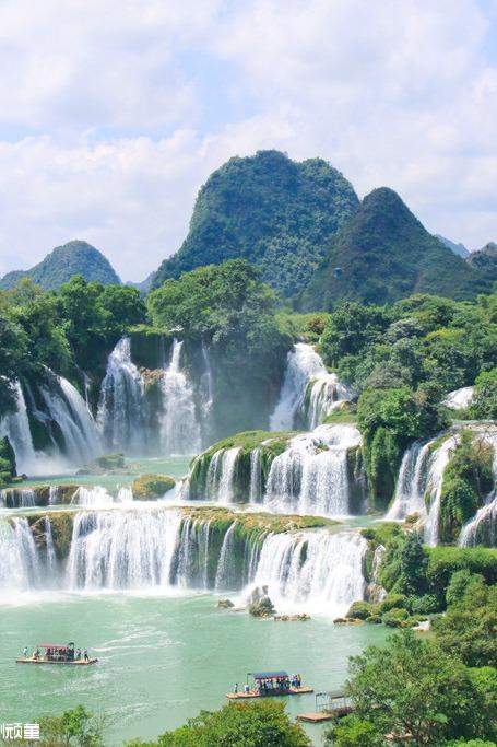 11月28-29号德天瀑布、通灵大峡谷二日游