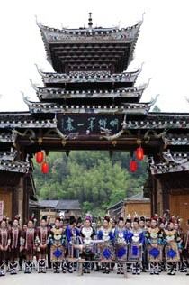 8月21-23日贵州最后部落岜沙、堂安侗寨纯玩三日游399元