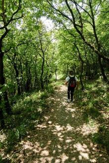 本月21号军嶂古道徒步