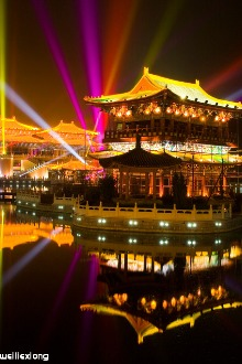 【禹州约会吧】正月十五开封清明上河园+小宋城吃小吃