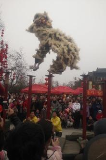 【禹州约会吧】3月6号开封万岁山逛庙会+小宋城吃小吃!