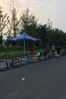 香河捷安特单车俱乐部第三次2小时6圈耐力骑行