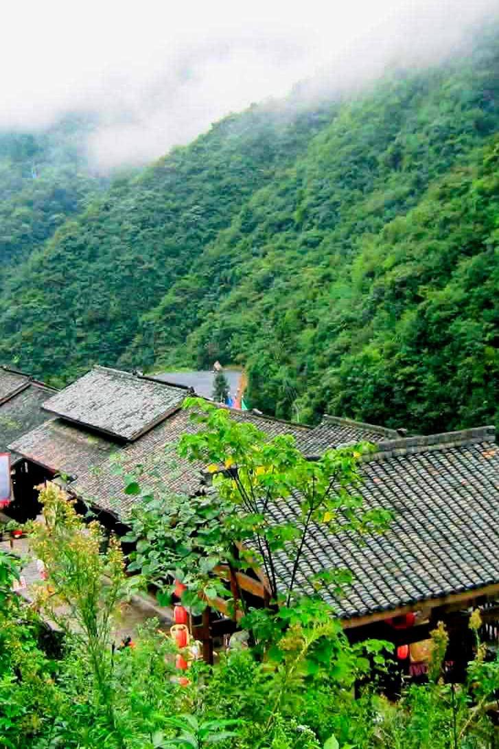 8月13日临安龙井峡漂流,浙西大龙湾清凉二日游