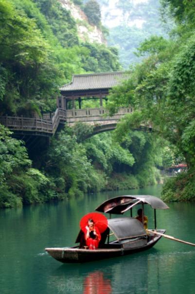 双动往返:宜昌江山如画 醉美三峡2日游