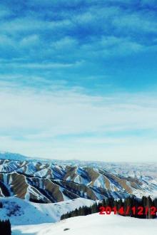 (初四)2月22日暴队带您南山小渠子—甘沟徒步滑野雪