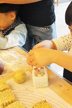 8月28日——冰皮月饼亲子活动