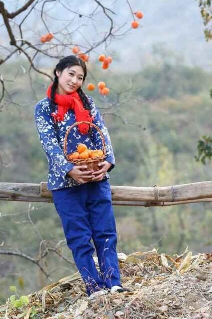 11.5周六爬山摘柿子 一渡 三皇山 五渡 仙峰谷