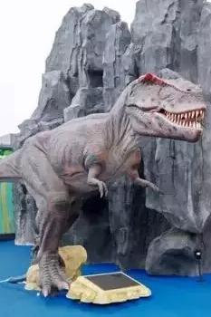 6月20日带孩子一起来恐龙主题乐园吧
