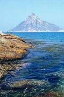 高栏岛海岸线穿越