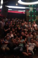 汕尾人在深圳聚会