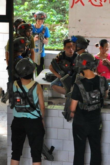 2015年5月1日士兵突击真人CS活动通知