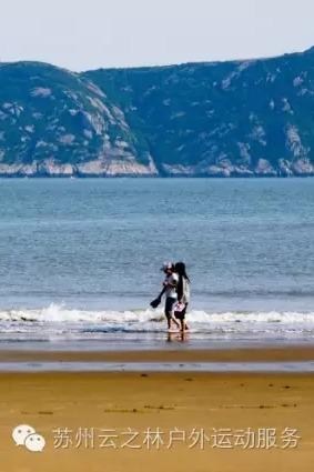 6月25-26舟山群岛DIY烧烤篝火沙滩露营召集