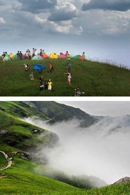 9月2-5日江西武功山天上草原 梦回云海之颠混帐摄影之旅