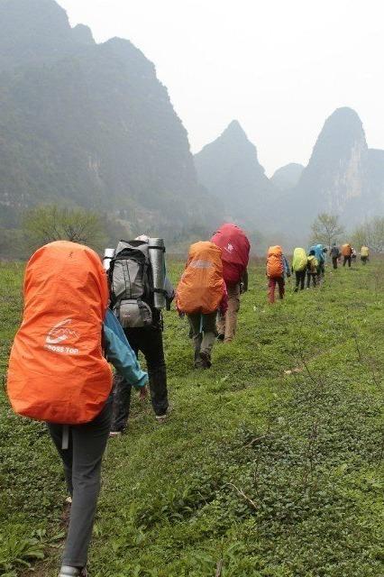 4月1-3日徒步醉美-烟雨漓江感受最美自然风情