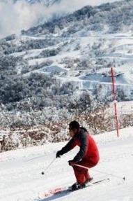 茂县九鼎山滑雪二日游