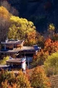 2015秋季丹巴美人谷、新都桥4日自驾游