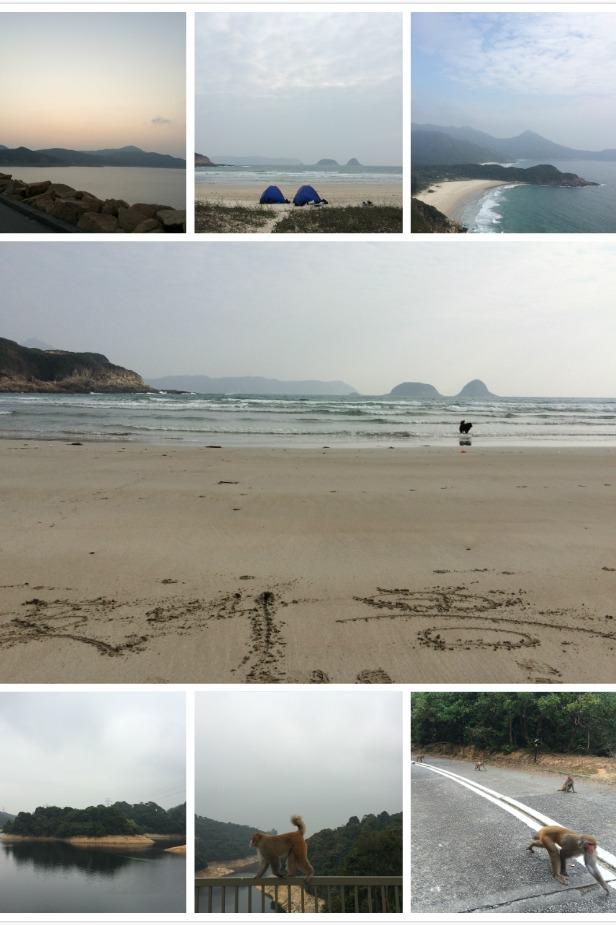 【五一】香港远足径徒步第一期:麦径精华段跳走
