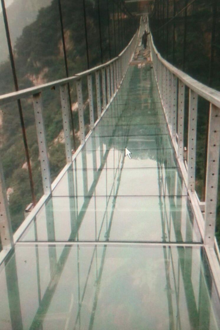 9月21日(周三)七峰山景区体验中原第一高空玻璃栈