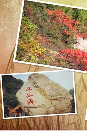 【腾飞旅行俱乐部】5月10(周天)初夏子午古道休闲