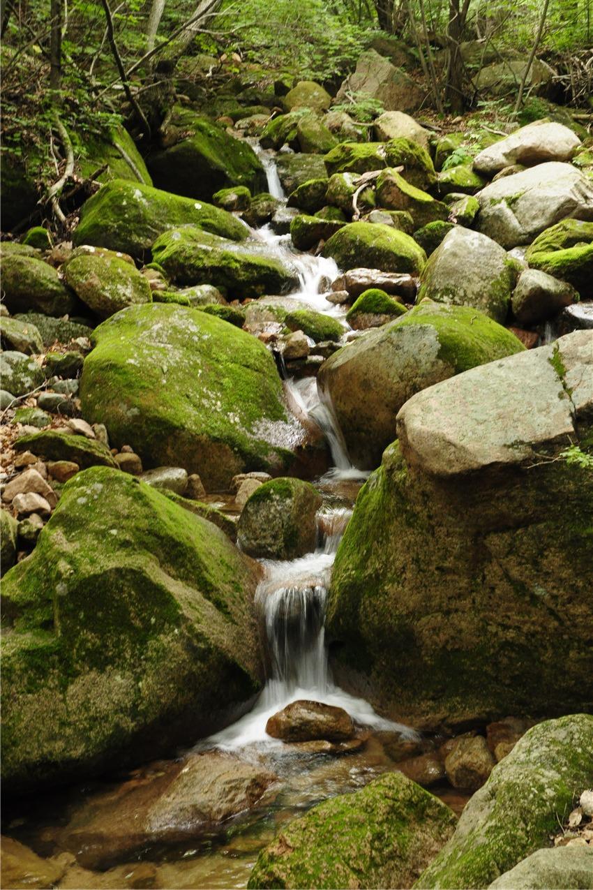 9月4日大型景区白石砬子天罡山活动