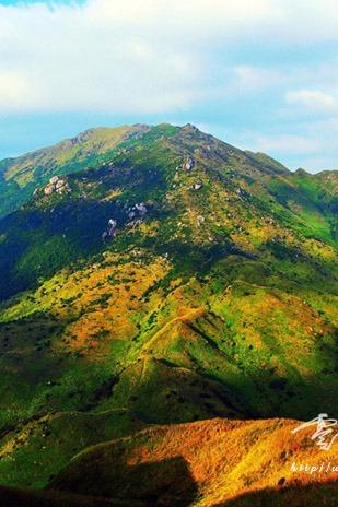 (每周末)最美高山草甸-大南山大草坡-芦苇丛穿越