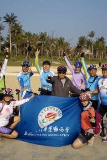 2015年春节兴隆绿道休闲骑游活动—开春大骑游