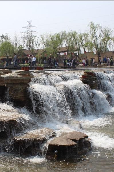 第四期中国第一水街梦幻薰衣草庄园天下第一福地1日游